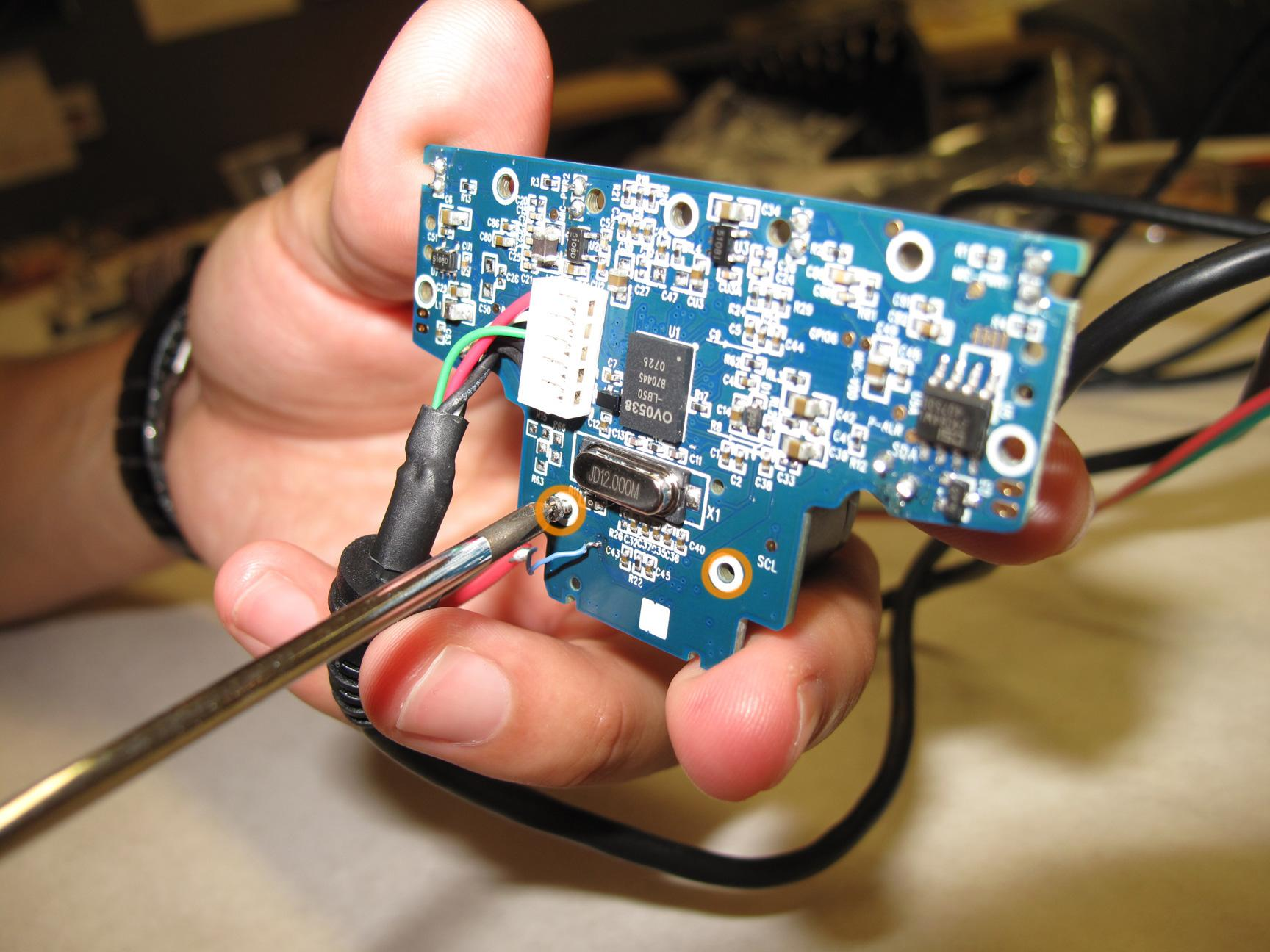 Instructablescom 20 Unbelievable Arduino Projects Circuit Tracker And Breaker Finder Testers Amazon Detach The Lens Keep Both Screws See Image Here
